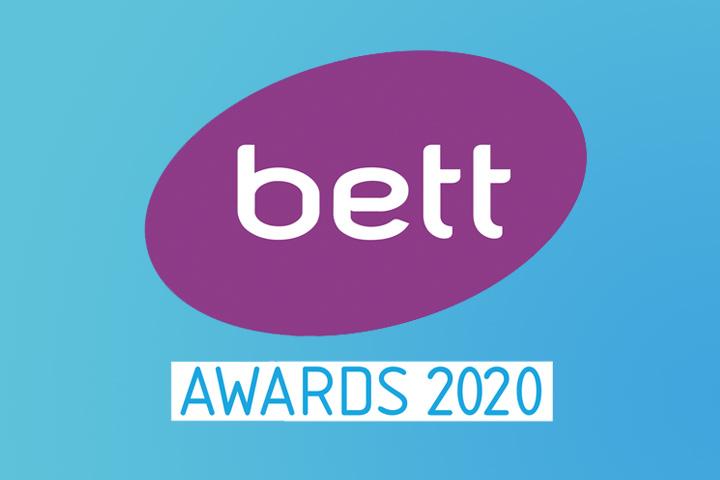 bett awards 2020 banner