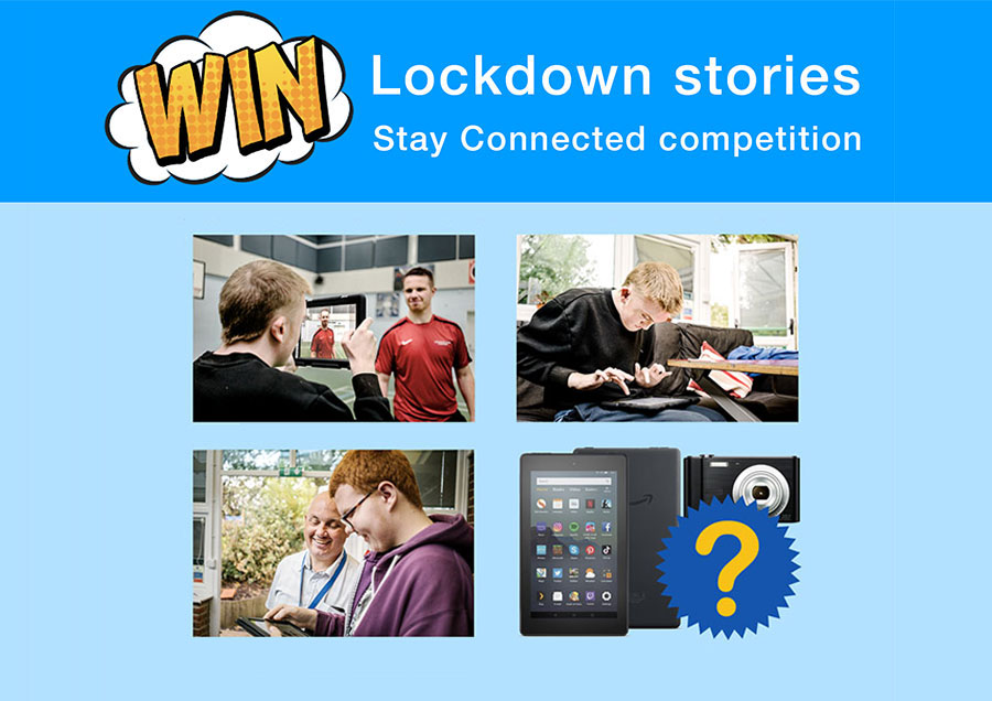 Stay Connected lockdown stories competition