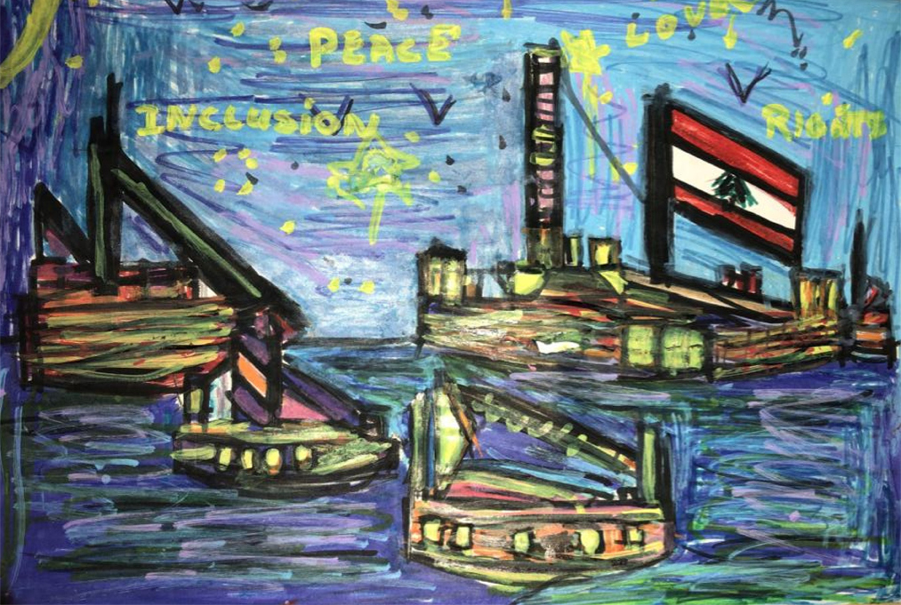 picture of harbour